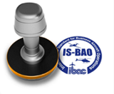 IS-BAO Stamp of Approval Small
